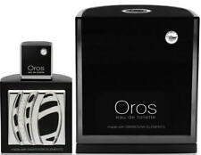 Oros Pour Homme Armaf Made With Swarovski Elements 2.9oz EDP For Men
