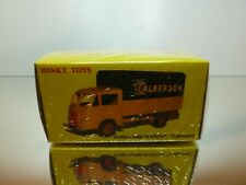 DINKY TOYS ATLAS 25JJ FORD TRUCK - CAMION BACHÉ CALBERSON - UNUSED IN SEALED BOX