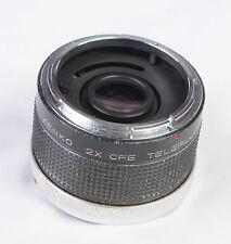 Kenko 2X CFE Teleplus MC7 Tele Converter Extender for Canon FD mount