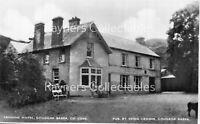 Cronins Hotel, Gougane Barra Co Cork Vintage RP Real Photo Postcard <B1/49