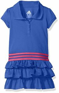 Adidas Baby Girl's Toddler Active Polo Dress Size 24months RRP US$32 AZ4559
