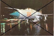 41. FOTO DDR NVA Mig-21 PF/PFM der NVA  JG-1 Oldtimer