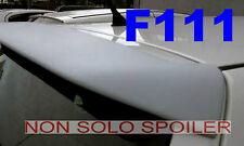 SPOILER POSTERIORE VW GOLF IV 4   R32  IN POLIDUR CON PRIMER  F111P-TR111-5