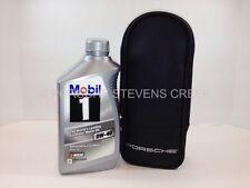 OEM Porsche Oil Bag Travel Case 1 Quart Carrera Cayman Boxster Panamera Cayenne