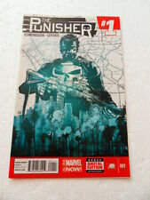 Punisher 1 . Marvel 2014 -   VF