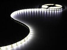 GUIRLANDE BLANCHE FLEXIBLE RUBAN LUMINEUX BLANC FROID A LED 5M 12V 300 LEDS