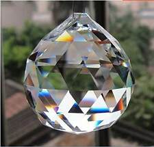 1.5 Inch 30MM High Quality Clear Feng Shui Crystal Prism Ball