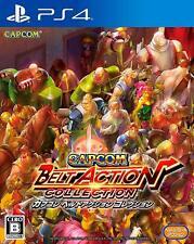 BELT ACTION COLLECTION Beat Em Up Bundle Capcom Sony PlayStation 4