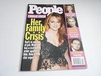 DEC 20 2004 PEOPLE magazine (NO LABEL) UNREAD - LINDSAY LOHAN
