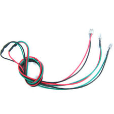 3mm GREEN LEDS + wiring for TAMIYA LED LIGHT KIT TLU-01,TLU-02 LK-0008GN