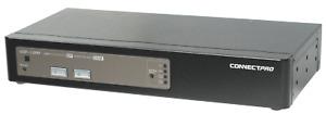ConnectPRO UDP-12AP DisplayPort 1.4 5K KVM switch