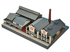 Tomytec 249863 - Gebäudeset Miso Fabrik - Spur N - NEU