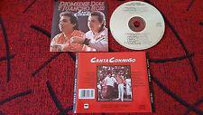 """Latin DIOMEDES DIAZ Y JUANCHO ROIS """"Canta Conmigo"""" ORIGINAL 1990 Colombia CD"""