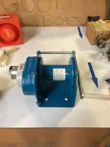 Manual Hand Winch 1 Layer 0.78t 5 Layer 0.48t 8.0mm