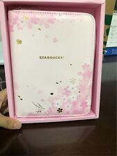 Starbucks Cherry blossom Notebook Loveliness Purple Collect Set With 2018 Set