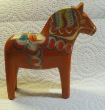 DALA Original AKTA  Wooden Horse Tilln. Erik Pell Parnas Mora Sweden