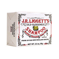 J.R. Liggett's Old-Fashioned Bar Shampoo Original Formula 3.5 oz Bar(S)