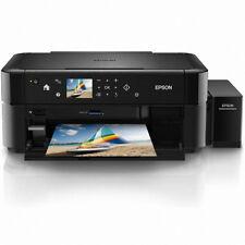 Epson L850 Scan & Copy CISS Inkjet Printer w/ 6 Color Ink Bottles -EMS Free Ship