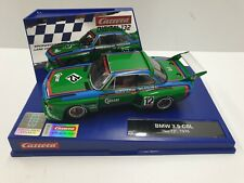 Carrera Digital 132 BMW 3.5 CSL No.12 1976 30897