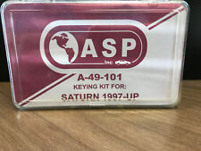 ASP A-49-101 Keying Kit for Saturn 1997 - UP