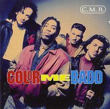 Color Me Badd-C.M.B. CD