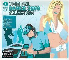 ORIGINALE Dance Selection = Blaze/Haines/Beedle/Craig/negro... = 2cd = groovesdeluxe