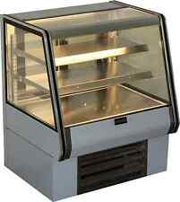 """Cooltech Counter Bakery Refrigerated Pastry Display Case 36"""""""