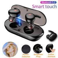 Bluetooth 5.0 Headset TWS4 Wireless Earphones Mini Earbuds Stereo Headphones Hot