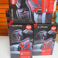 Sapphire AMD Radeon RX Vega 64 8GB Vega64 8G OC  HBM2 50 In Stock