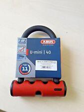 Bike Lock ABUS 40/130HB140 U-Mini U-Lock