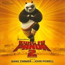 Kung Fu Panda 2 (Hans Zimmer/John Powell), New Music