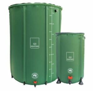 Aqua-Tank All Sizes Hydroponic Nutrient Water Tank Tub Reservoir Rain Flexible
