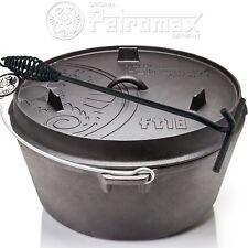 Brenndauer bis zu 4 Stunden 3k Petromax Briketts für Feuertopf & Grill c-plus Camping-Küchenbedarf