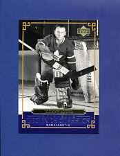 2004 UD LEGENDS CLASSICS JOHNNY BOWER gold version 18/25