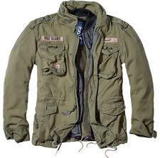 Brandit - M65 Giant Feldjacke - Parka Army Fieldjacket mit Futter im US Style