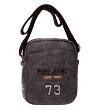 Pepe Jeans Jack Borsa Messenger 20 cm 2.34 liters Grigio (gris)
