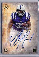 VICK BALLARD - 2012 Valor Rookie Autograph /170 - Indianapolis Colts RC