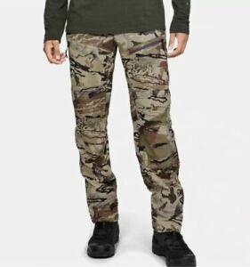NWTs Under Armour Men's Ridge Reaper Raider Hunting Pants - 36/32