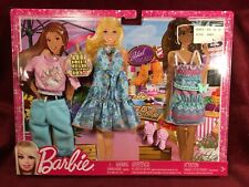 """2012 Barbie Fashionistas """"BAKED GOODS"""" Fashion Outfit NIB Collectible"""