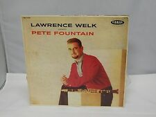 LP Lot of 3 Lawrence Welk Presents Pete Fountain--Last Date--LW Plays Everybodys