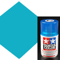 Tamiya TS-72 Clear Blue Lacquer Spray Paint 3 oz