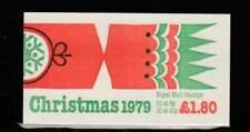 Engeland booklet FX2 MNH 1979 - Christmas