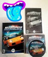 🕹️🔥 Need for Speed: Hot Pursuit 2 (PC MINT DISC! FAST SHIP L👀K! ⬇️😀⬇️😀