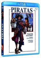 PIRATES (1986)  **Blu Ray B**  Walter Matthau Roman Polanski