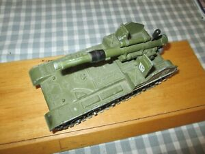 Dinky Toys No.654 - 155mm Mobile gun -Unboxed