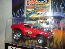 1969 chevy Muscle Machine chevelle Cartoon mickey thompson funline custom 1:64