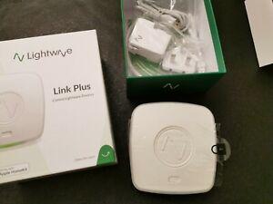 Lightwave L2 Link Plus Wireless Smart Home Controller - White LightwaveRF