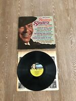 SINATRA'S SINATRA VINYL LP 1963 REPRISE RECORDS COLLECTION OF FRANK'S FAVORITES