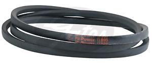 """Gates B89 Hi-Power II - SMOOTH V-Belt - 21/32"""" x 92"""""""