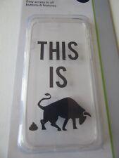Totalmente Nuevo Teléfono Bull XXXX caso para iPhone 5, 5c 5s y se Limited Edtion